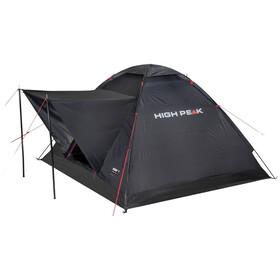 High Peak Beaver 3 Tent, black